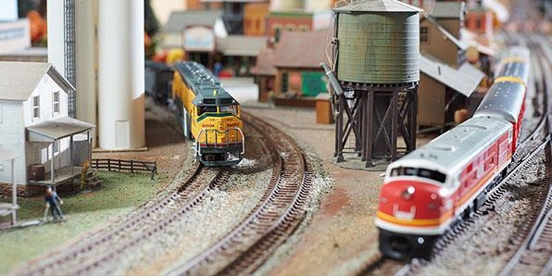 railway work shop