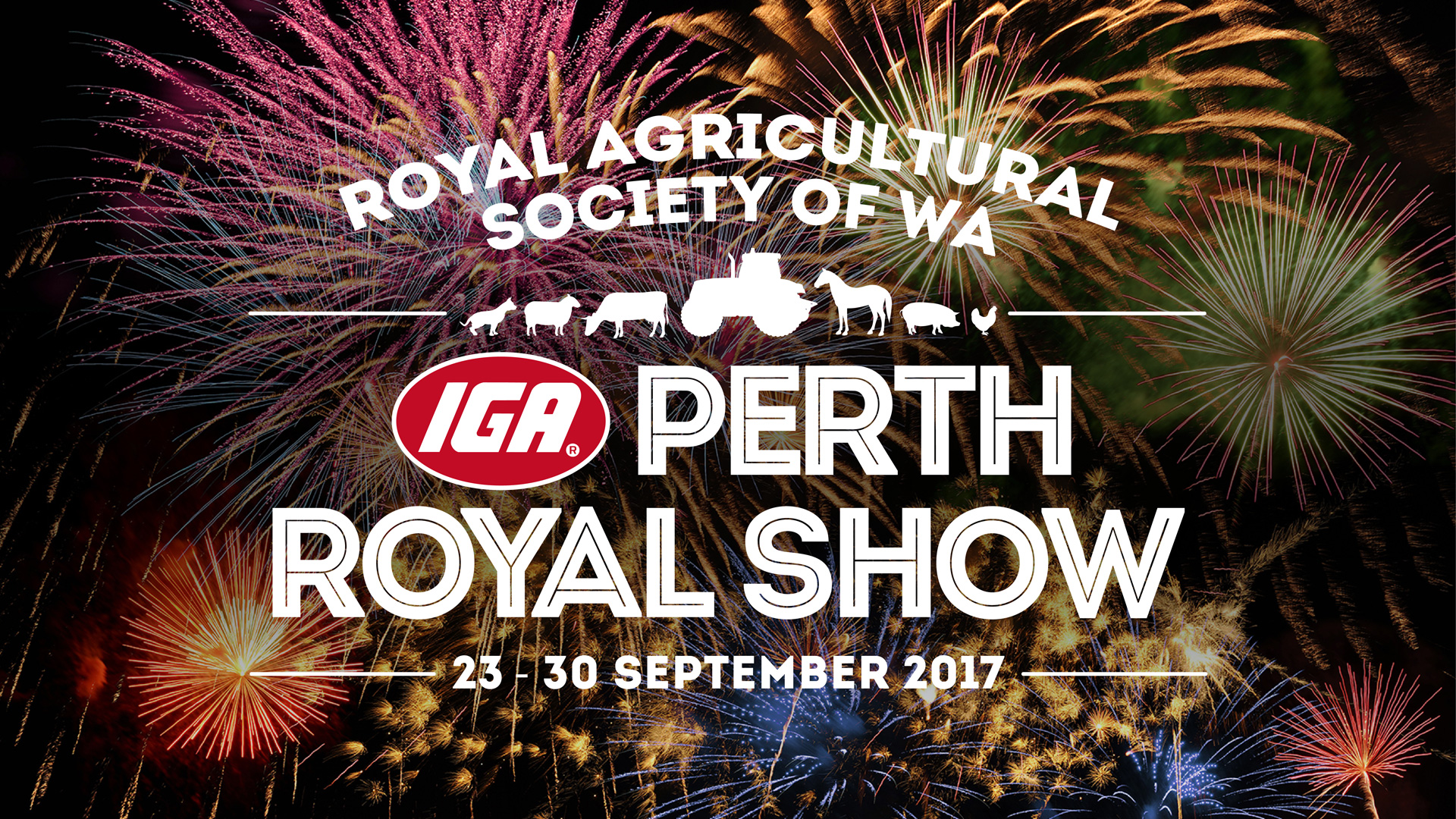 2017 iga perth royal show claremont showground for Pool show perth