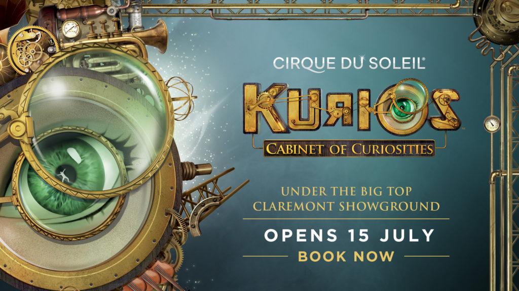 Cirque du Soleil coming to Claremont Showground