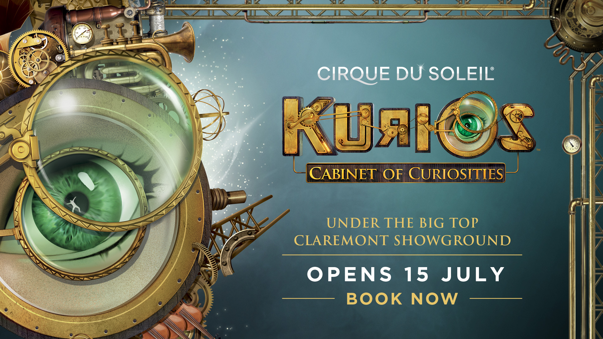 Cirque du Soleil coming to Claremont Showground