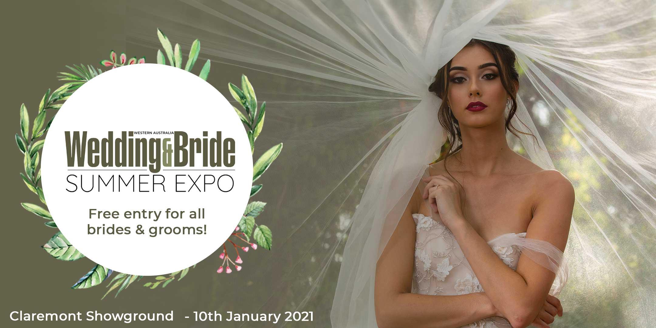 Wedding & Bride Summer Expo - Perth
