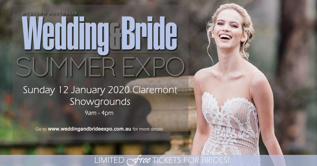 Wedding & Bride Summer Expo - Claremont Showground