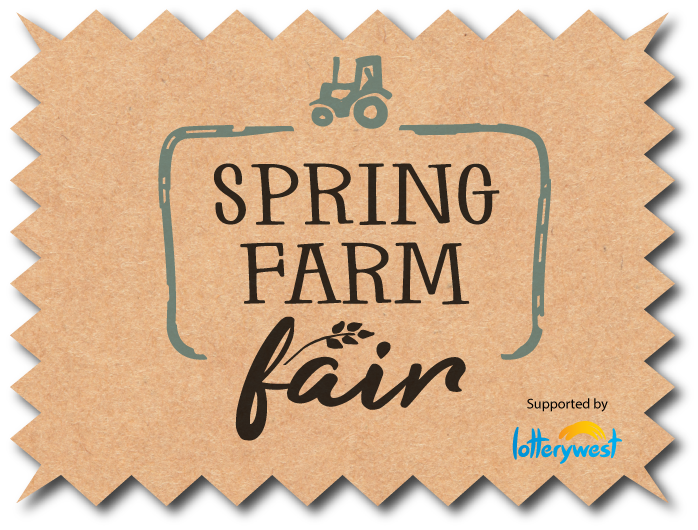 Spring Farm Fair - Proudly supported by Lotterywest