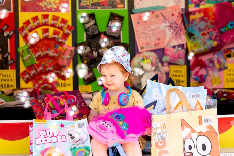 Spring Farm Fair - Showbags